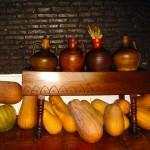 Calabazas :: © Restaurante Horno de Víznar
